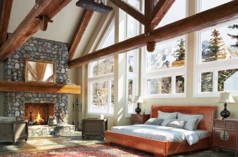 准备过冬的房子更像是家