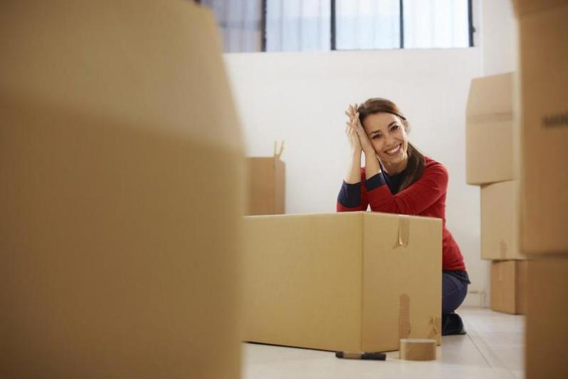 使用这些提示可帮助您的物品安全无害地到达新家