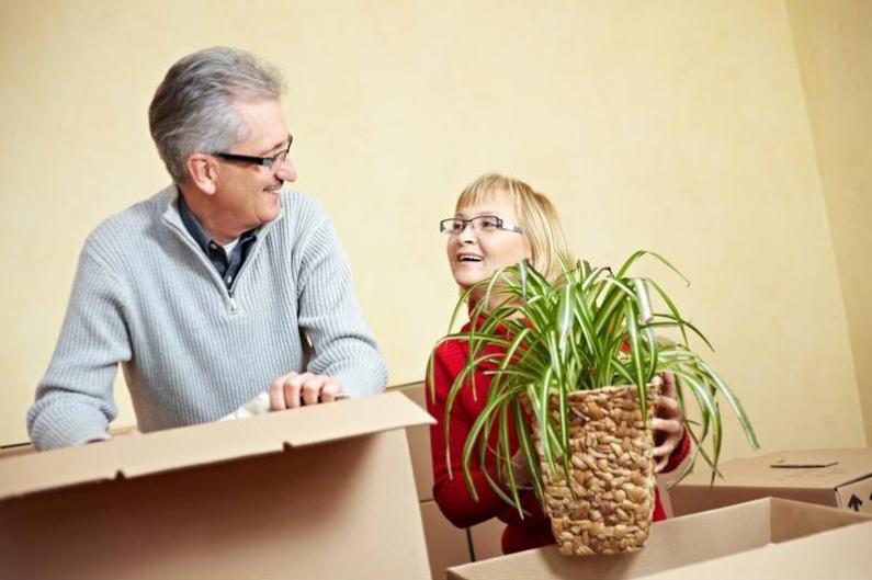计划打包方式将使您在新房子里的第一天变得更轻松