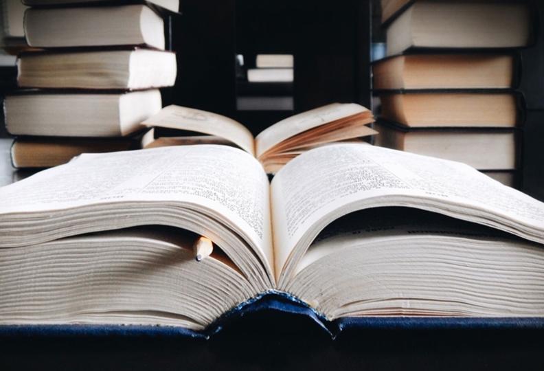 选择随身携带哪些书籍有时是短期行动的主要考虑因素