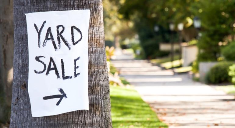 院子出售可以帮助您缩小规模,同时获得更多现金