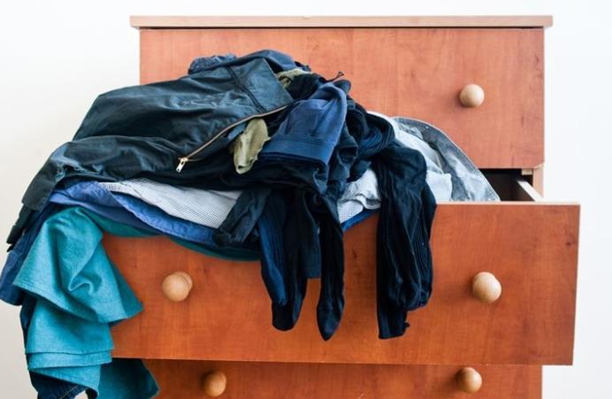 搬家扔掉的衣服