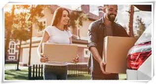 搬家服务公司向我们提供了全方位的服务,帮助我们完成搬家