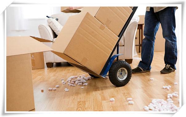 搬家公司服务内容的专业化体现规则